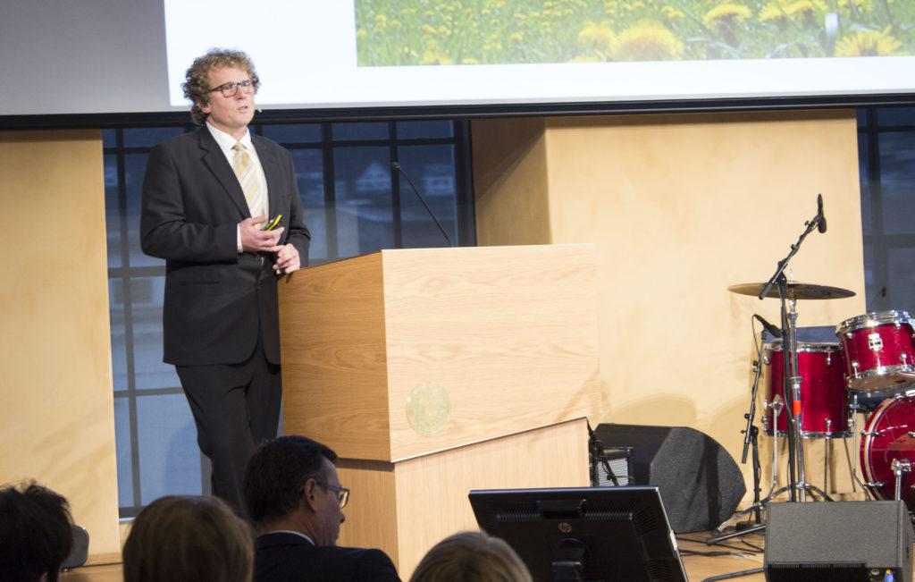 Brynjulf Stige er forskingsleder ved GAMUT. Foto: Rune Rolvsjord.