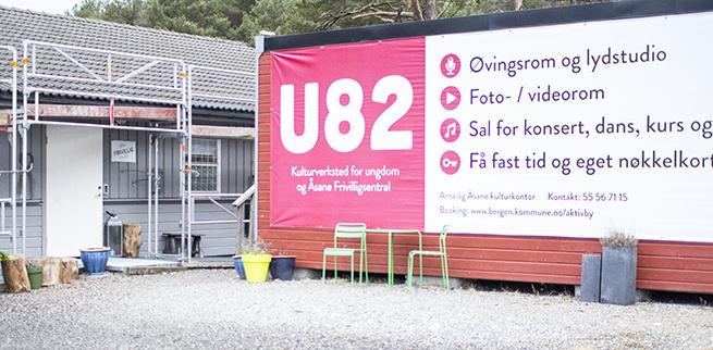 Ungdomshuset U82